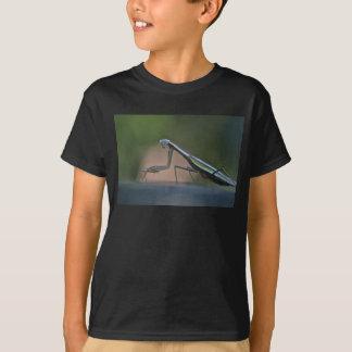 Bönsyrsan lurar utslagsplatsskjortan tee shirt