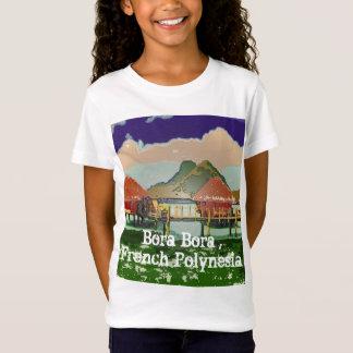Bora Bora, franska Polynesia Tee Shirt