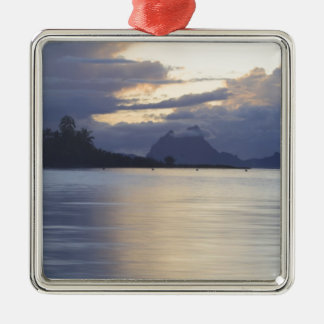 Bora Bora Sunset.JPG Julgransprydnad Metall
