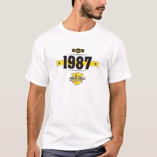 Bördig 1987 tee shirt