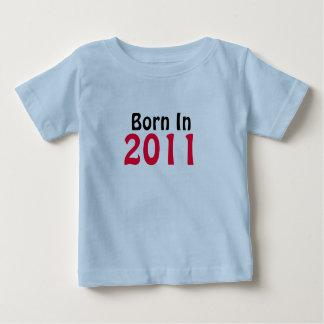 Bördig 2011 begynna T-tröja Tee Shirt
