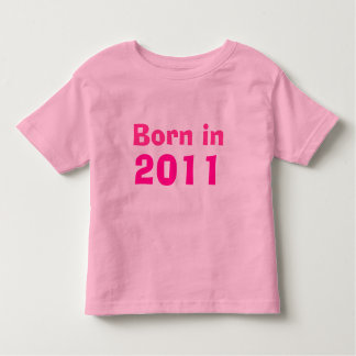 Bördig 2011 t-shirt
