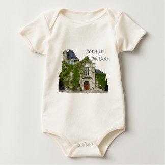 Bördiga Nelson: Domstol Body För Baby