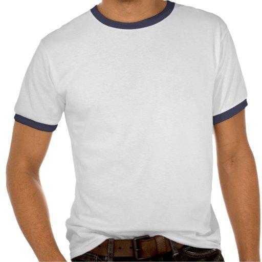 Bördigt 70-tal som fångas i den Retro T-tröja för