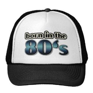 Bördigt 80-tal #2 keps