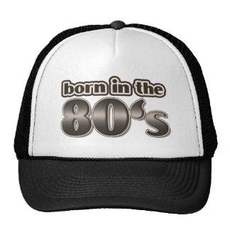 Bördigt 80-tal baseball hat