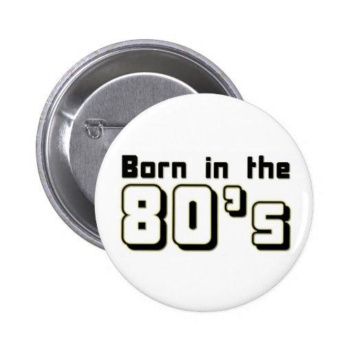 Bördigt 80-tal nål