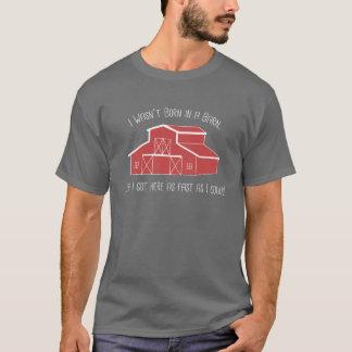 Bördigt en ladugård t shirt