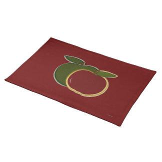 Bordstablett för landäpplen (cranberry)