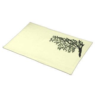 Bordstablett - gråta träd