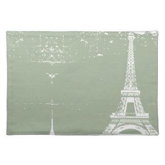 Bordstabletter för bord för vist Eiffel torn