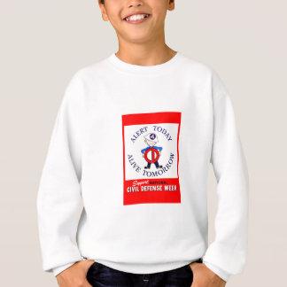 Borgerlig försvarvecka för medborgare t-shirts