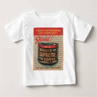 Borggård suveräna kaffe tee shirts