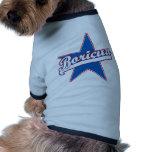 Boricua produkt- och T-skjortor Hund Tröja