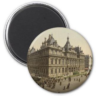 Börsen, Lyon, frankrike Magnet