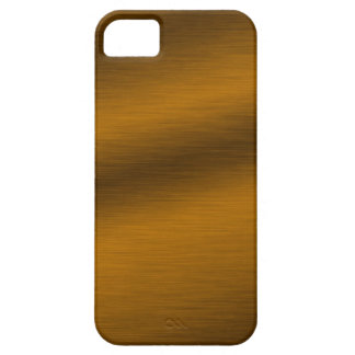 Borstat brons bakgrund barely there iPhone 5 fodral