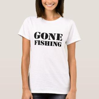 Borta fiske tee shirt