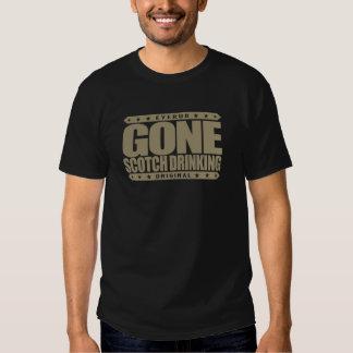 BORTA SCOTCH DRICKA - besatt WhiskyConnoisseur T Shirt