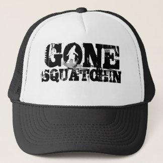 Borta squatchin truckerkeps