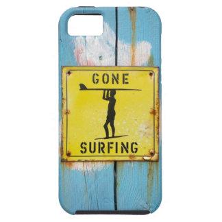 Borta surfa fodral - Iphone 5 iPhone 5 Case-Mate Cases
