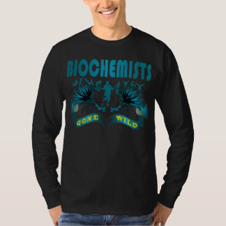 Borta vild för Biochemists T-shirt