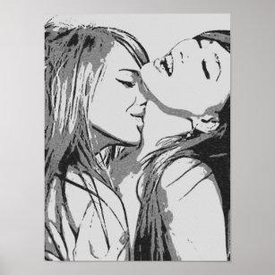 lesbisk sexig svart lesbisk onani