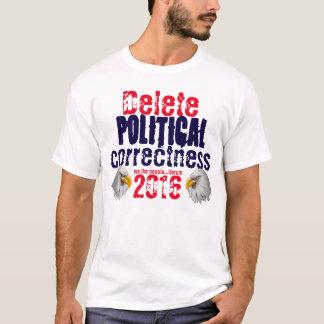 borttagnings tee shirt
