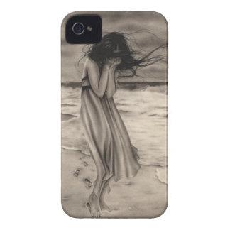 Borttappad fotstegiphone case iPhone 4 cover