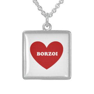 Borzoi Halsband