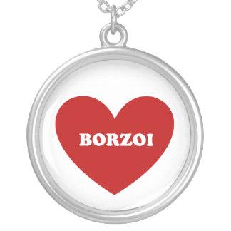 Borzoi Anpassningsbar Halsband