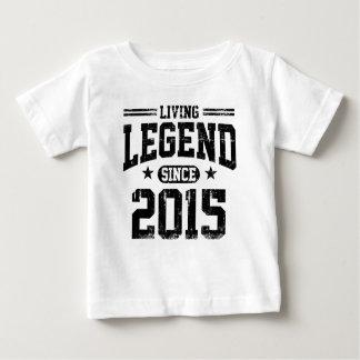 Bosatt legend efter 2015 tee