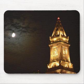Boston på natten mus matta
