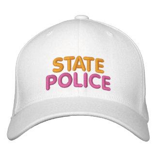 Boston statlig polis broderad rolig hatt