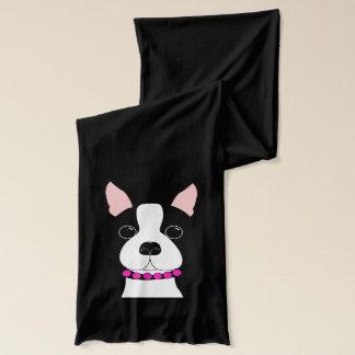 Boston Terrier Halsduk