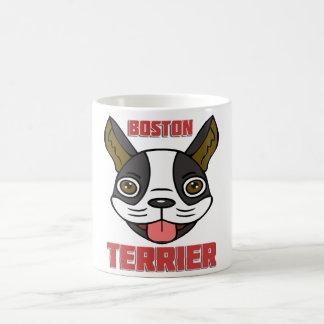 Boston Terrier Kaffemugg