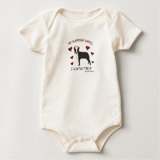 Boston Terrier - många mer hund aveln! Body För Baby