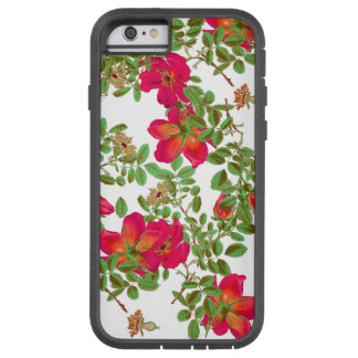 Botanisk kål steg blom- blommor tough xtreme iPhone 6 fodral