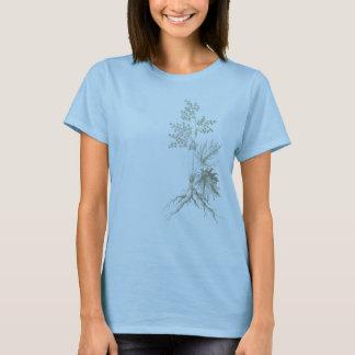 Botanisk utslagsplats t-shirt