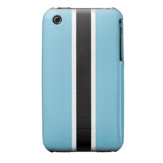 Botswanskt blackberry boldfodral iPhone 3 case