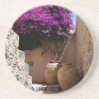 Bougainvillea i amphorah dryck underlägg
