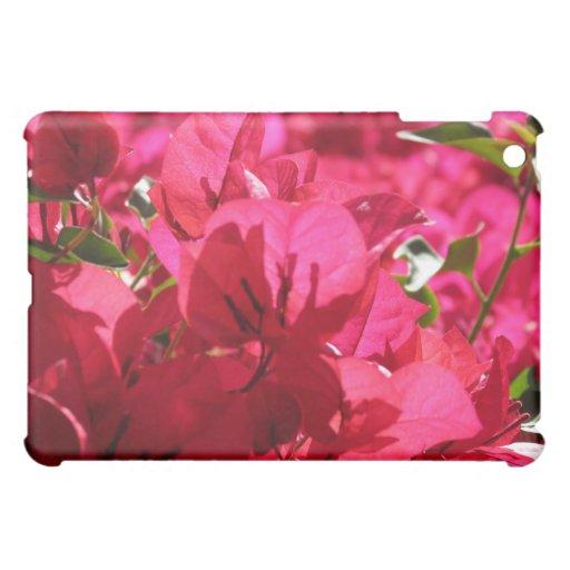 Bougainvillea iPad Mini Mobil Skydd