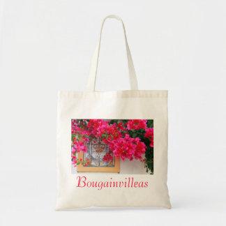 Bougainvilleas Budget Tygkasse