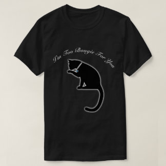 Bougiekatt T T Shirt
