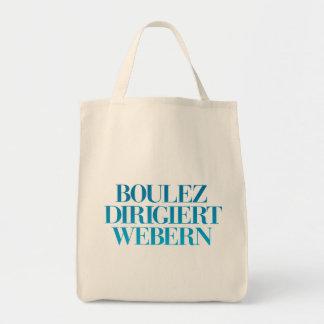 Boulez Dirigiert Webern Tygkasse
