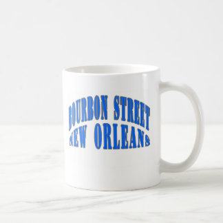 Bourbon gata New Orleans Kaffemugg
