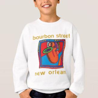 Bourbon gata New Orleans Tee Shirt