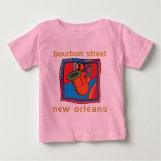 Bourbon gata New Orleans Tshirts