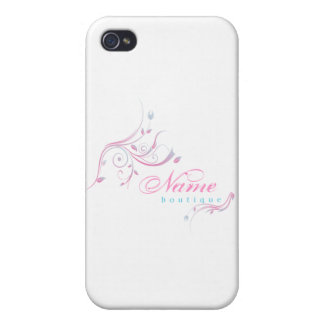 Boutique iPhone 4 Cover