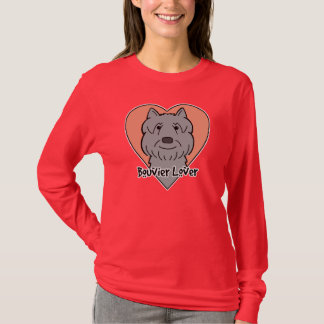 Bouvier älskare tshirts