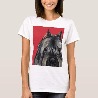 Bouvier färgkvarter t-shirts